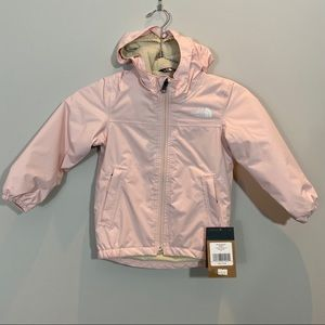 NEW North Face Raincoat Toddler 3T
